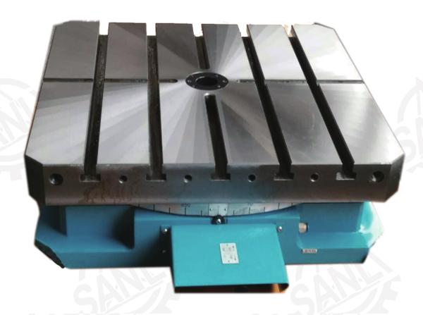 TQ56(400-1600)系列气压手动等分回转工作台